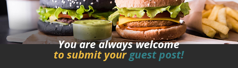 submit your guest post about vegan cuisine